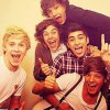 Fiction----One-Direction