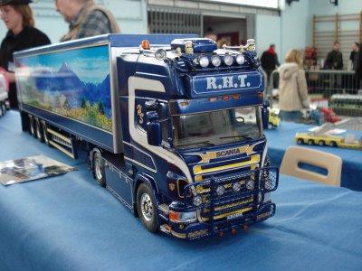 maquette de camion maquette camion sur enperdresonlapin. Black Bedroom Furniture Sets. Home Design Ideas