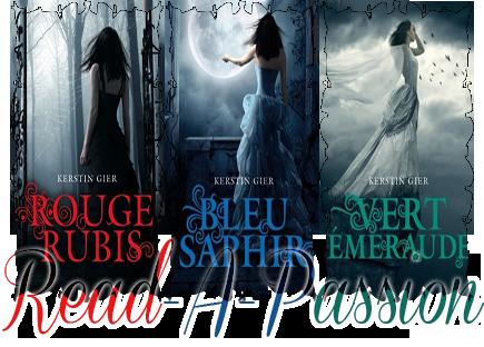 Θ Rouge Rubis - Bleu Saphir - Vert �meraude Θ