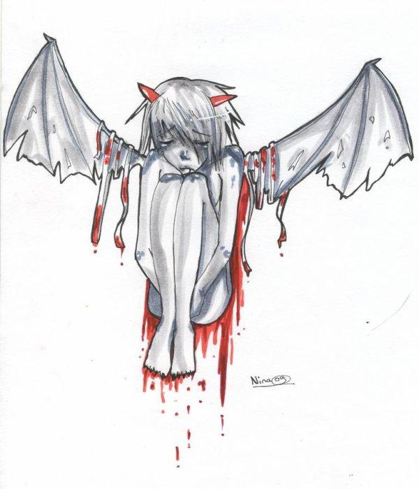 Blog de nekoshixdraw blog de nekoshixdraw - Dessin de demon ...