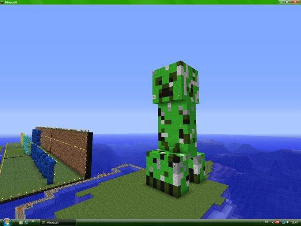 Minecraft d construction numero 3 je mord pas t inqui te - Video minecraft construction ...