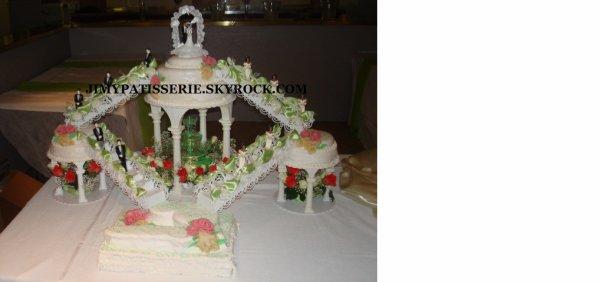 Wedding Cake Mariage Guadeloupe
