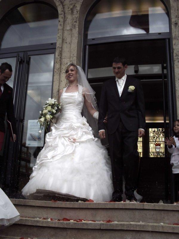 Tr�s beau mariage