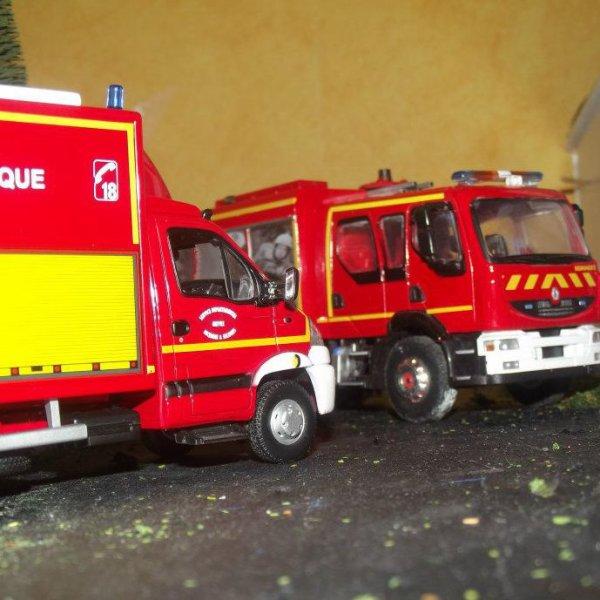 pompier miniature jeux et jouets sur enperdresonlapin. Black Bedroom Furniture Sets. Home Design Ideas