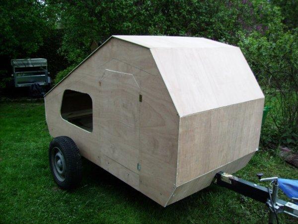 pas mal la mini caravane restauration de ma mini. Black Bedroom Furniture Sets. Home Design Ideas