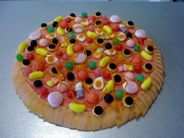 Pizza les jolis bonbons for En 3 pizzas te olvido