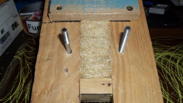Fabrication d 39 une presse pour fabriquer des bottes de foin notre petit univers - Une botte de foin ...