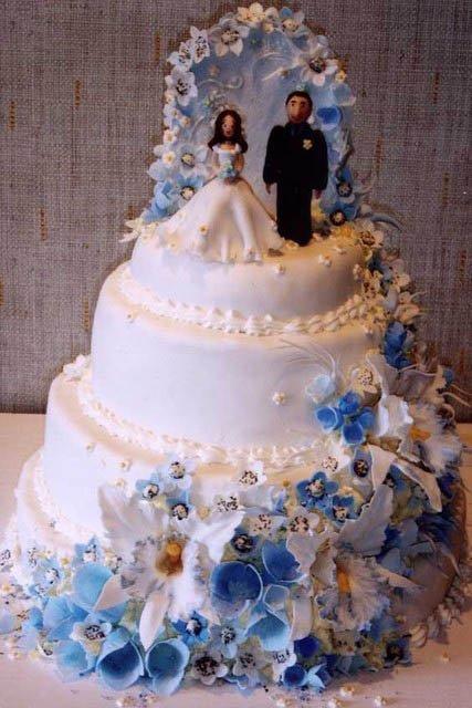 Gâteau de mariage : pièce montée - BIENVENUE AU PAYS DES ...