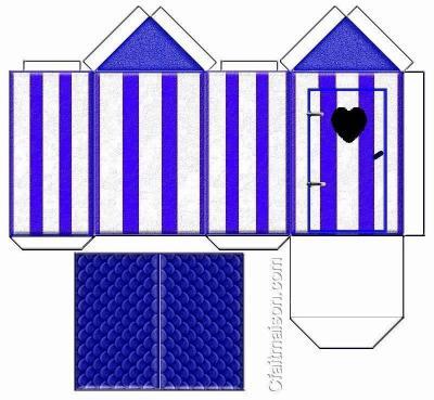 Blog de enviedecreation page 5 nvi d cr eation - Fabriquer une cabine de plage ...