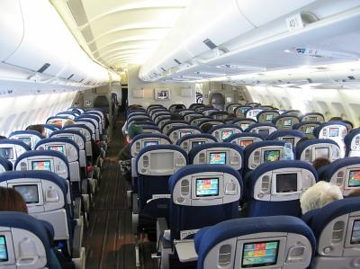 Interieur d 39 air france etre steward c pas si hard for Boeing 777 air france interieur