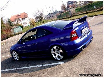 Opel astra g coupe bertone tuning france - Opel astra coupe bertone fiche technique ...