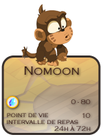 comment monter la pp d'un nomoon