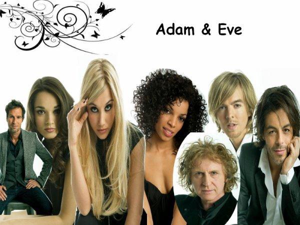 Adam et Eve Obispo la Troupe d 39 Adam et Eve
