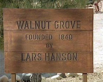 walnut grove la maison dans la prairie