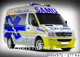 comment devenir ambulancier cca