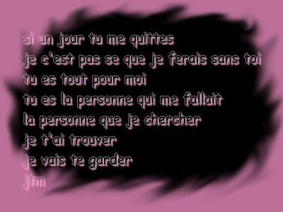 Poeme Pour Mon Loulou Maeva Kylian Et Louanna