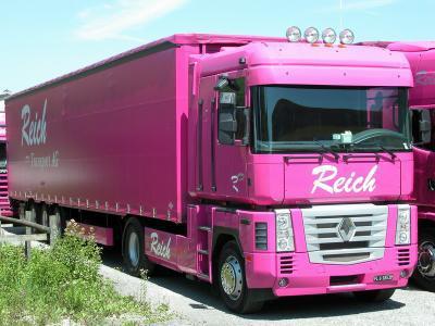 camion rose camion forever. Black Bedroom Furniture Sets. Home Design Ideas