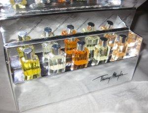 Thierry mugler rare coffret miroir miroir fandeminis for Miroir miroir thierry mugler