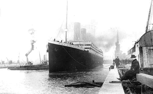 Titanic : La Destruction Du Titanic Prise A Partir D'un Romans ??
