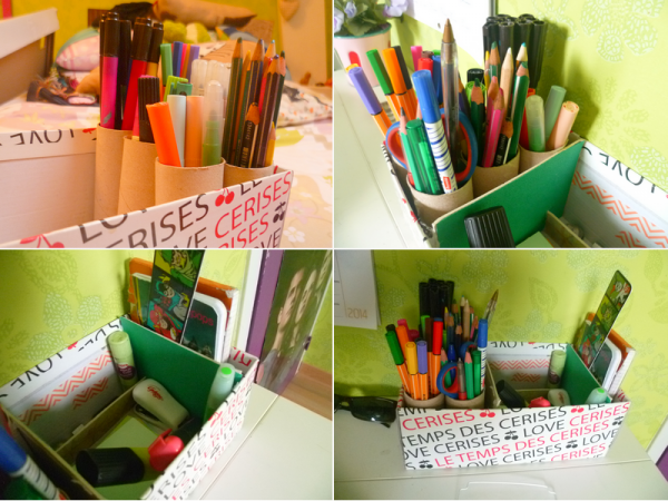 Organiser son atelier et son bureau fa on diy les for Bien ranger son bureau