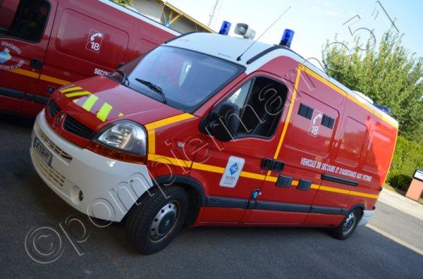Ancien vsav 2 renault master v sanicar vitry le francois pompiermarne51 - Garage renault vitry le francois ...