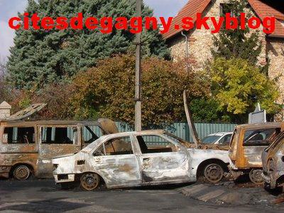 Incendie haut de gagny cites de gagny for Garage auto gagny