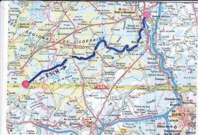 CHAPITRE 1 : Le ruisseau de l'Esch et ses moulins ( d'hier et d'aujourd'hui )  .