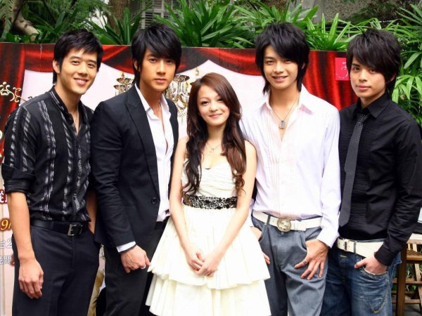 Articles de smile and drama tagg s romantic princess for Drama taiwanais romance