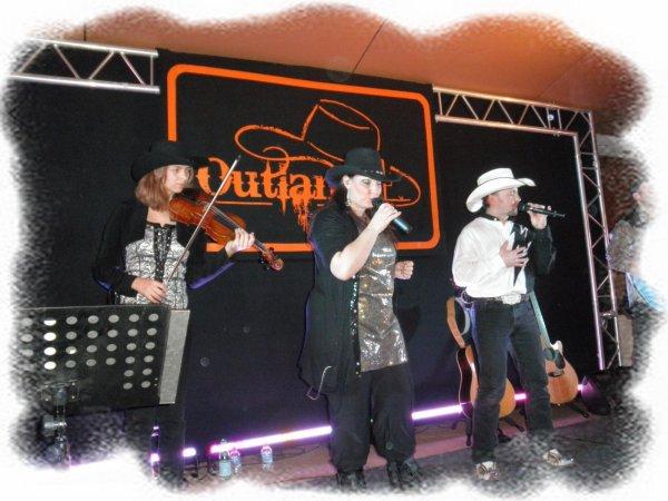 soir�e country � Florange Bettange (57) le 22 novembre