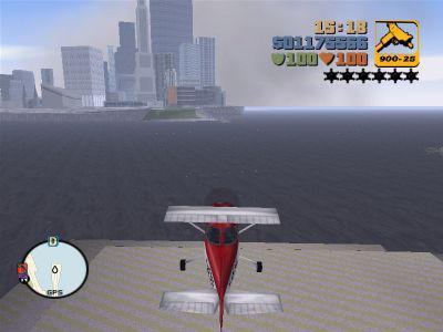 gta 3 comment avoir un avion