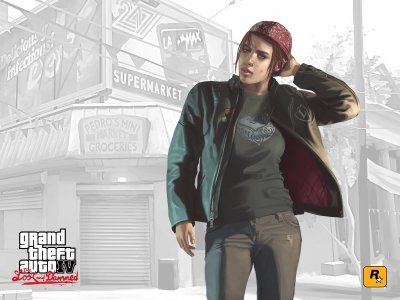 Solution compl�te de gta IV:The lost and damned