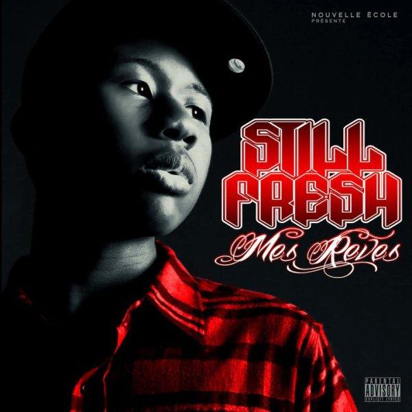 "COVER + TRACKLIST de mon Street Album "" MES REVES """