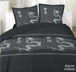 linge de lit housse de couette 2 personnes blog de sylviadeco. Black Bedroom Furniture Sets. Home Design Ideas