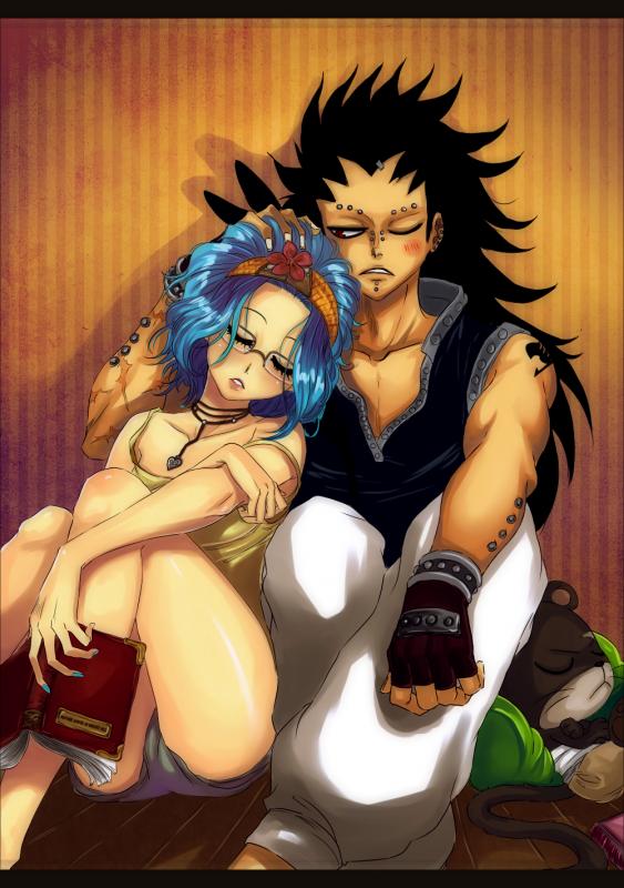 Les Couples De Fairy Tail : Reby - Gajil ♥ - FAIRY TAIL