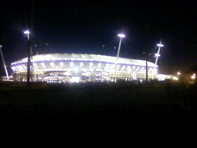 La vue de stade rades final coup d 39 arab blog de titeu f for Porte 8 stade rades