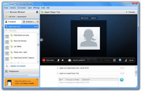 l► T�l�charger Skype 5.1.0.112 Version Finale ( gratuit )