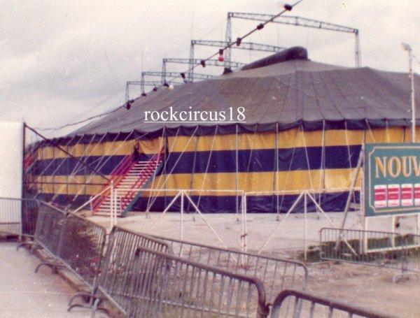 Nouvel hippodrome jean richard porte de pantin en 1981 for Porte de pantin salon