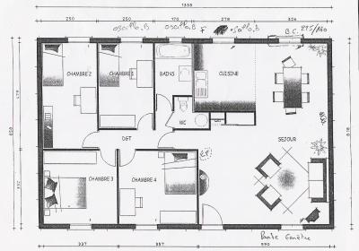 Maison tapes d 39 un projet immobilier for Maison phenix garage