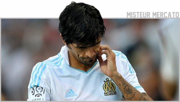 Olympique de Marseille Lucho, retour � l'envoyeur ?