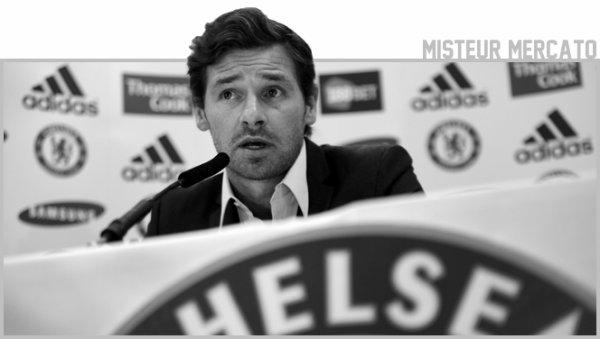 Chelsea Villas-Boas out ! (officiel)