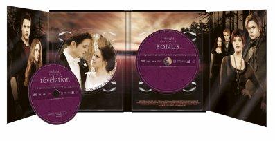 Les jaquettes DVD