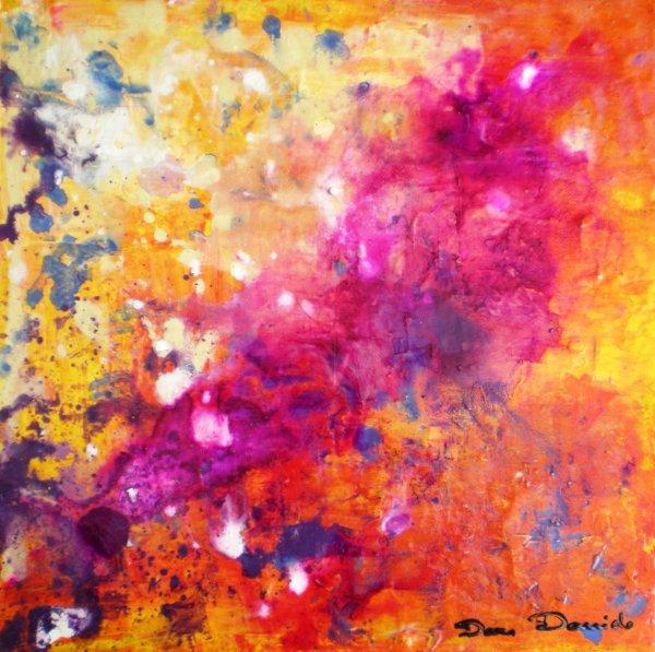 Abstraction lyrique les psych d liques la peinture le for Abstraction lyrique