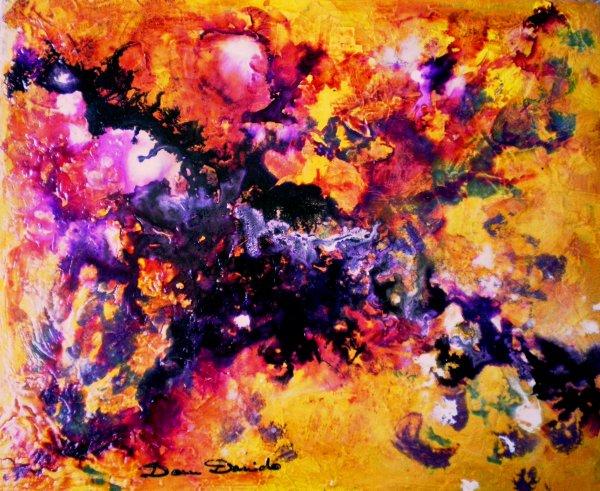 Dam domido abstraction lyrique les flux migratoires for Abstraction lyrique
