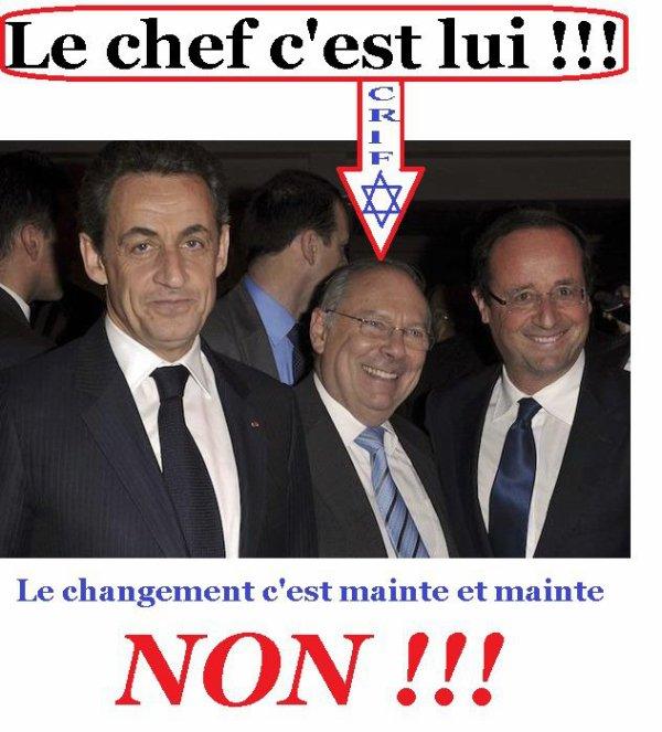 Qui gouverne la France ??? intervebtion de Roger Cukierman