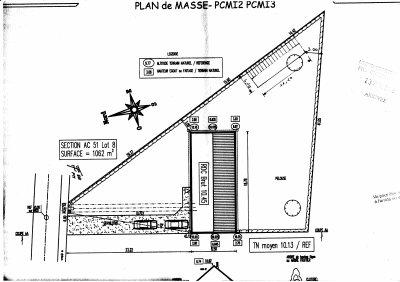 Plan implantation de la maison sur le terrain blog de for Plan maison sur terrain