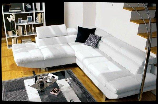 canape cuir blanc ikea maison design. Black Bedroom Furniture Sets. Home Design Ideas