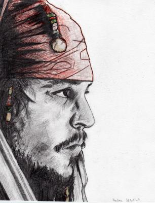 Jack sparrow milka 39 s bazar - Dessin pirate des caraibes ...