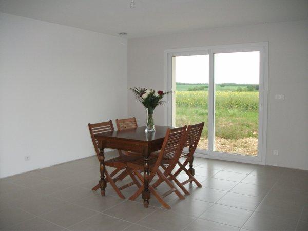 peinture salle a manger un peu vide pour le moment blog de notre maison 21. Black Bedroom Furniture Sets. Home Design Ideas