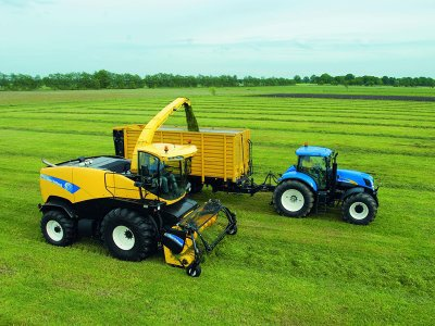 tracteur new holland ensilleuse d 39 herbe new holland tracteur 80280. Black Bedroom Furniture Sets. Home Design Ideas
