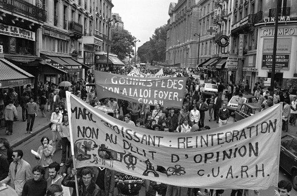Dossier : L'avancée des droits des homosexuels, 1750 à aujourd'hui ! - 1er Partie -